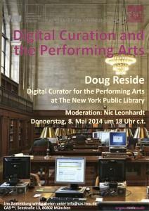Poster Doug Reside